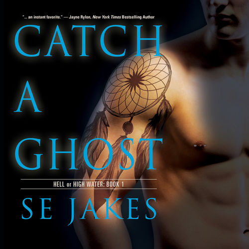 Catch a Ghost Audio Cover