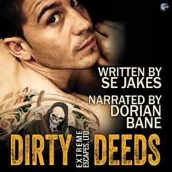 Dirty Deeds Audio Cover