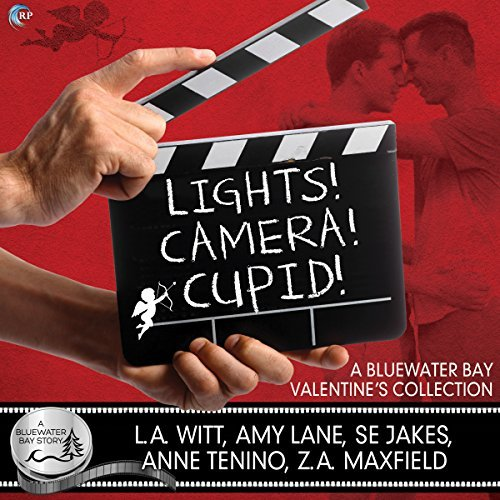 Lights, Camera, Cupid! Audio Cover